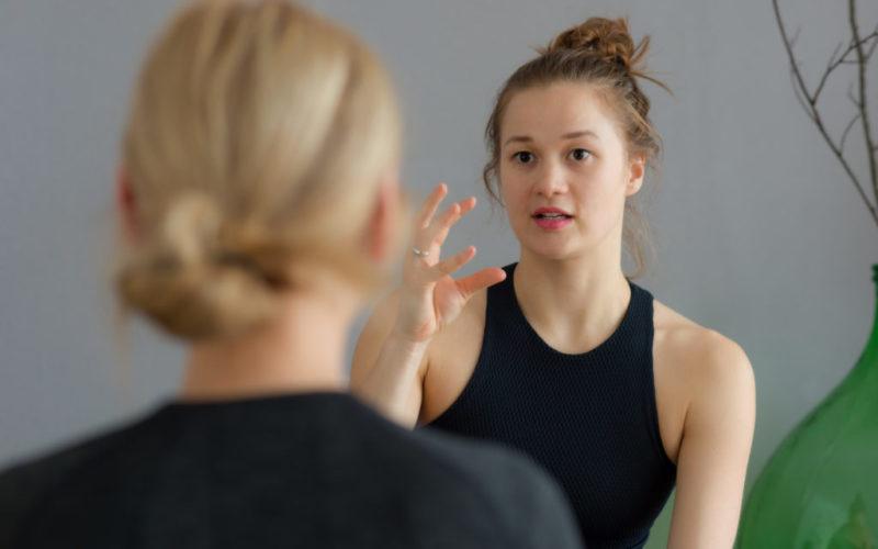 Lénok Yoga - PT Mentoring