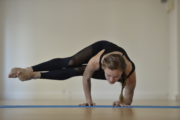 Arm Balances - Yoga