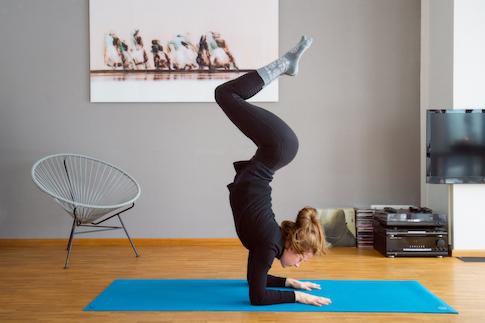 Inversions - Yoga