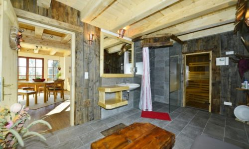 The Relaxation Room - Sauna
